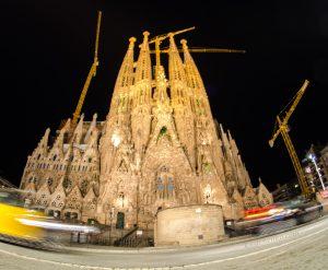Храм Святого сімейства в Барселоні