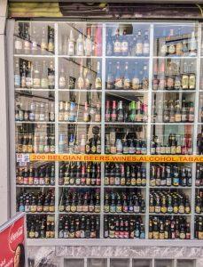 Магазин бельгійського пива