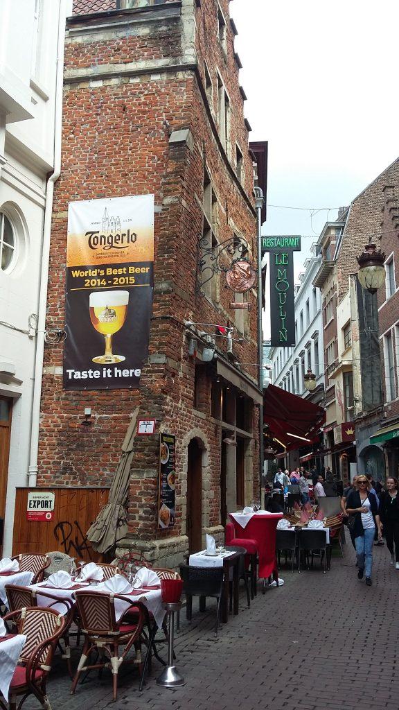 Вуличка Rue des Boucers