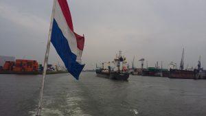 Роттердам - порт