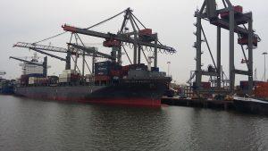 Екскурсія портом