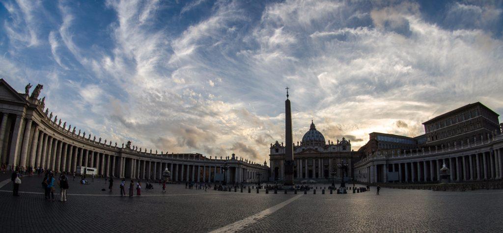 Площа Святого Петра в Римі
