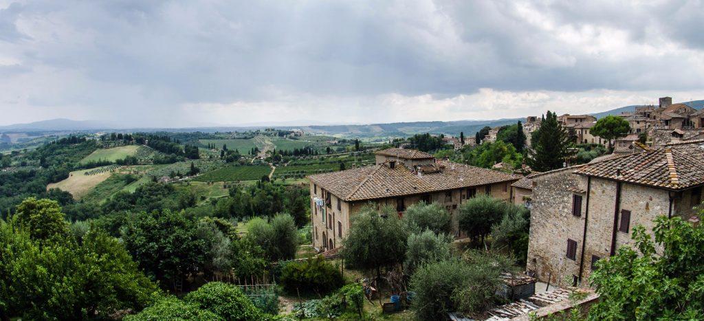 Тосканські пагорби