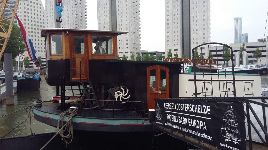 Корабель експонат морського музею